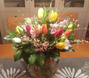 Blumen Isa